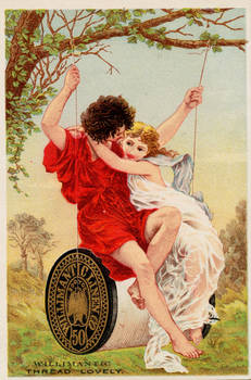 Victorian Advertising - Tenderness
