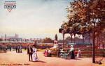 Vintage UK - Victoria Park Stroll, Carlisle by Yesterdays-Paper