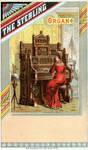 Victorian Advertising - Sterling Organ