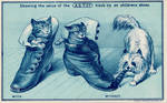Victorian Advertising - Napping Neko Nabbed