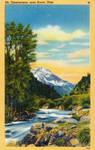Vintage Utah - Mt. Timpanogos