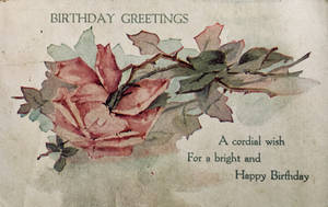 A Cordial Wish by Yesterdays-Paper