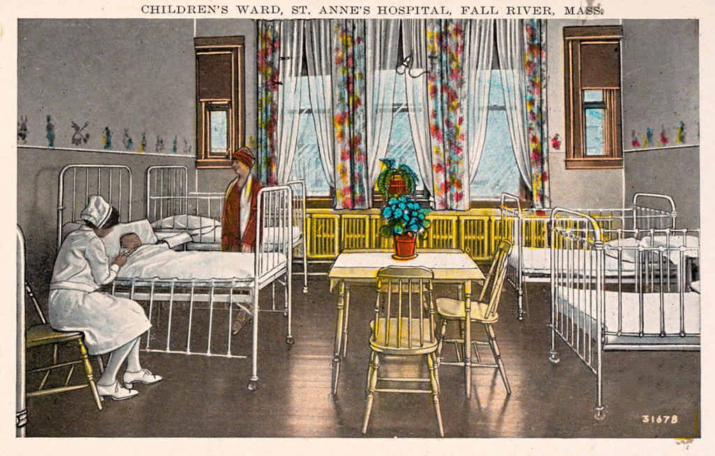 Vintage New England -  Healers of Children