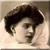 Vintage Woman Icon 3