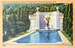 Vintage New York - The Spirit Of Life Fountain