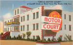 Vintage Motels - Circle Motor Court, Cardiff NJ