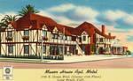Vintage Motels - Manor House, Long Beach CA