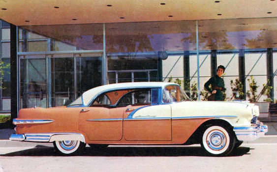 Pontiac Star Chief Custom 4 Door Catalina
