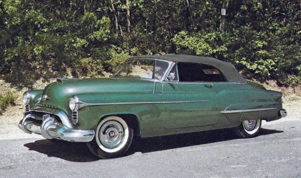 1950 Oldsmobile Convertible