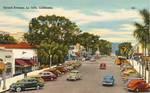 Vintage California - Girard Avenue, La Jolla