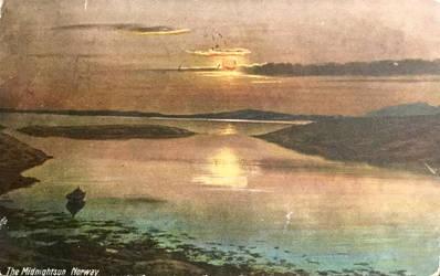 Vintage Europe - Midnight Sun, Norway
