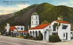 Vintage Motels - MOTEL INN, America's First Motel