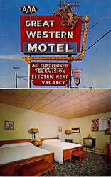 Vintage Motels - Great Western, Independence MO