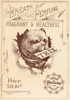 Victorian Advertising - Dog Breath by Yesterdays-Paper