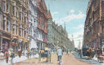 Vintage UK - Corporation Street, Birmingham by Yesterdays-Paper
