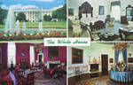 Vintage Washington DC - White House