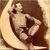 Vintage Man On The Moon Icon