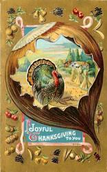 Joyful Harvest Wish by Yesterdays-Paper