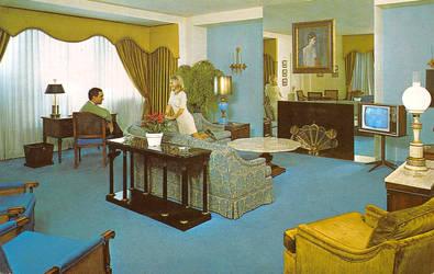 Vintage Hotels - The Prince George Hotel, NYC