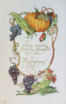 Friendly Thoughts For Thanksgiving