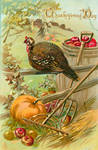 Queen of Thanksgiving Day by Yesterdays-Paper