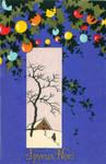 Vintage Christmas - Joie Bleue Moderne