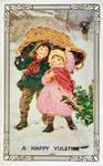 Vintage Christmas - Happy Faces