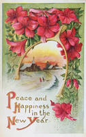 Peace and Happiness In the New Year by Yesterdays-Paper
