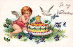 A Cake For Cupid
