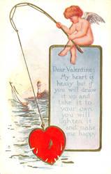 Lighten My Heavy Heart by Yesterdays-Paper