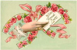 From My Fond and Loving Hand To Yours by Yesterdays-Paper