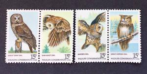 Philatelical Fun - Superb Owl Sunday