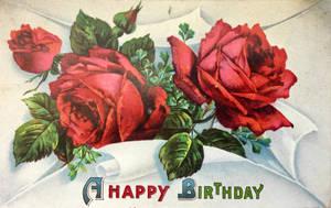 Birthday Mail by Yesterdays-Paper