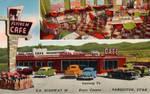 Vintage Advertising - Flying M (OO?) Cafe