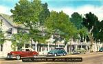 Vintage Hotels - Hotel Vosburg, San Jacinto CA