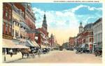 Vintage Ohio - Paint Street, Chillicothe