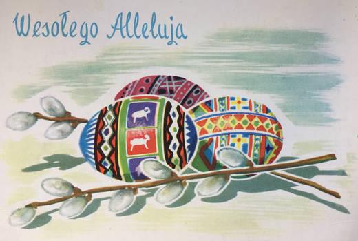Pisanka Eggs by Yesterdays-Paper