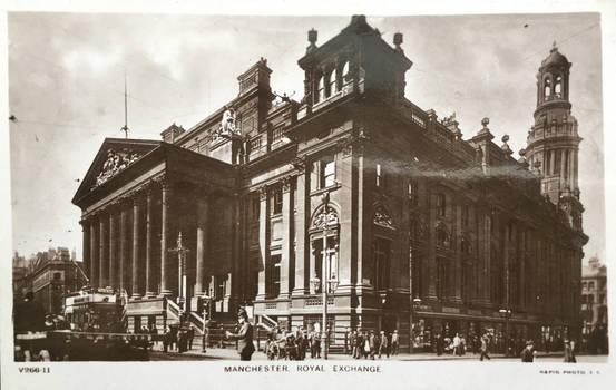 Vintage UK - Manchester Royal Exchange