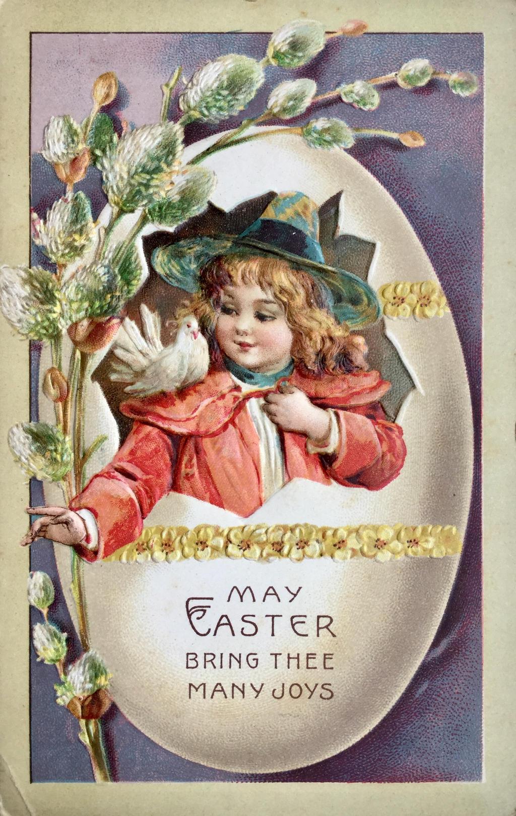 Easter Brings Many Joys