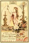 Victorian Advertising - Water of Fame and Legend