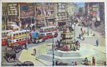 Vintage UK - Piccadilly Circus, London