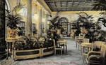 Vintage Hotels - Tea Room, Copley Square Hotel by Yesterdays-Paper