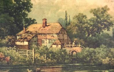 das Landhaus by Yesterdays-Paper