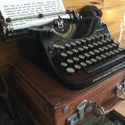 Hemingway's Underwood Portable 3 by Yesterdays-Paper