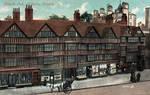 Vintage UK - Staple Inn, Holborn, London by Yesterdays-Paper