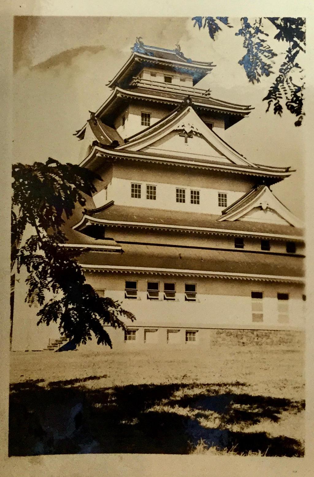 Vintage Hawaii Makiki Castle Church By Yesterdays Paper On Deviantart