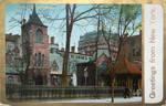 Vintage New York - Little Church Around the Corner