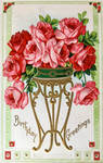 Rosy Jardiniere by Yesterdays-Paper