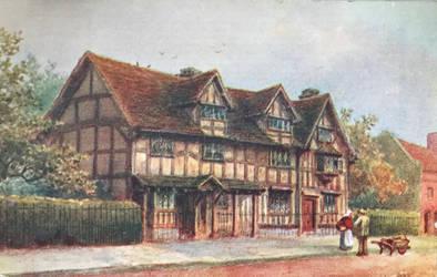 Vintage UK - Shakespeare Birthplace