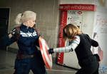 Captain America and Winter Soldier